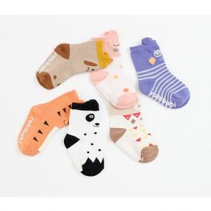 Baby Touch ถุงเท้าเด็ก ยาวบาง Jingle Bell (Socks - SJ)
