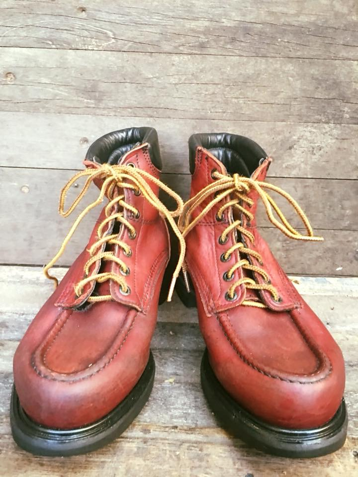 Red wing 202 size 7.5