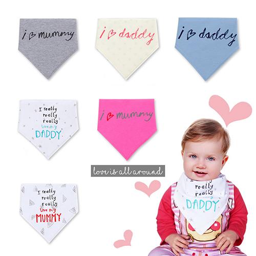 Baby Touch ผ้ากันเปื้อนเด็ก เลิฟเลิฟ (Bibs - BL)