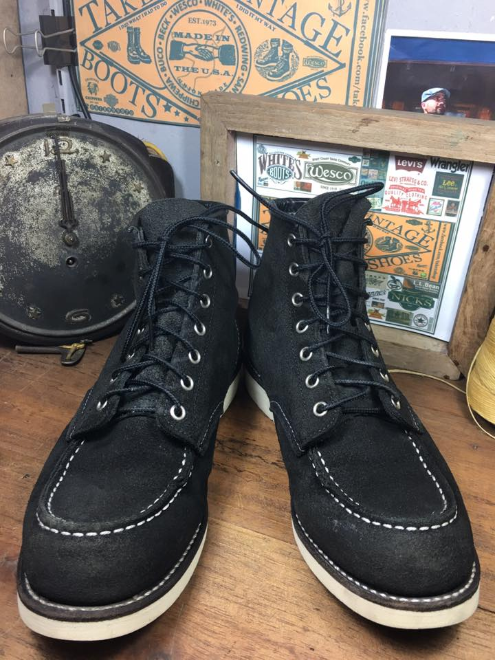 *6. Red wing 8874 size 8.5D*