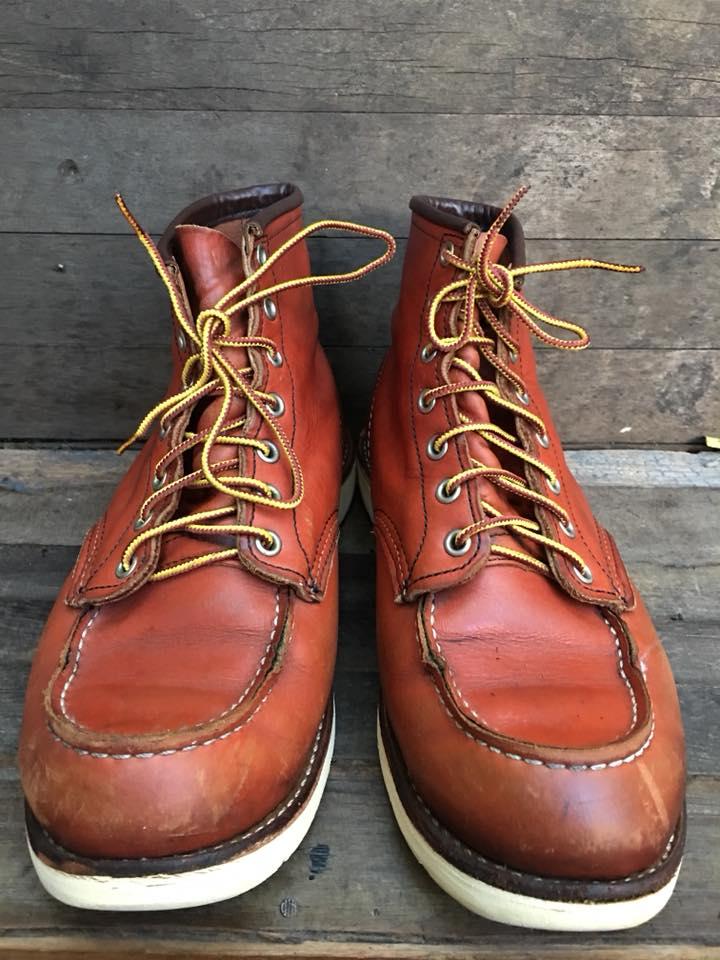 Redwing8131มือสอง size9.5E