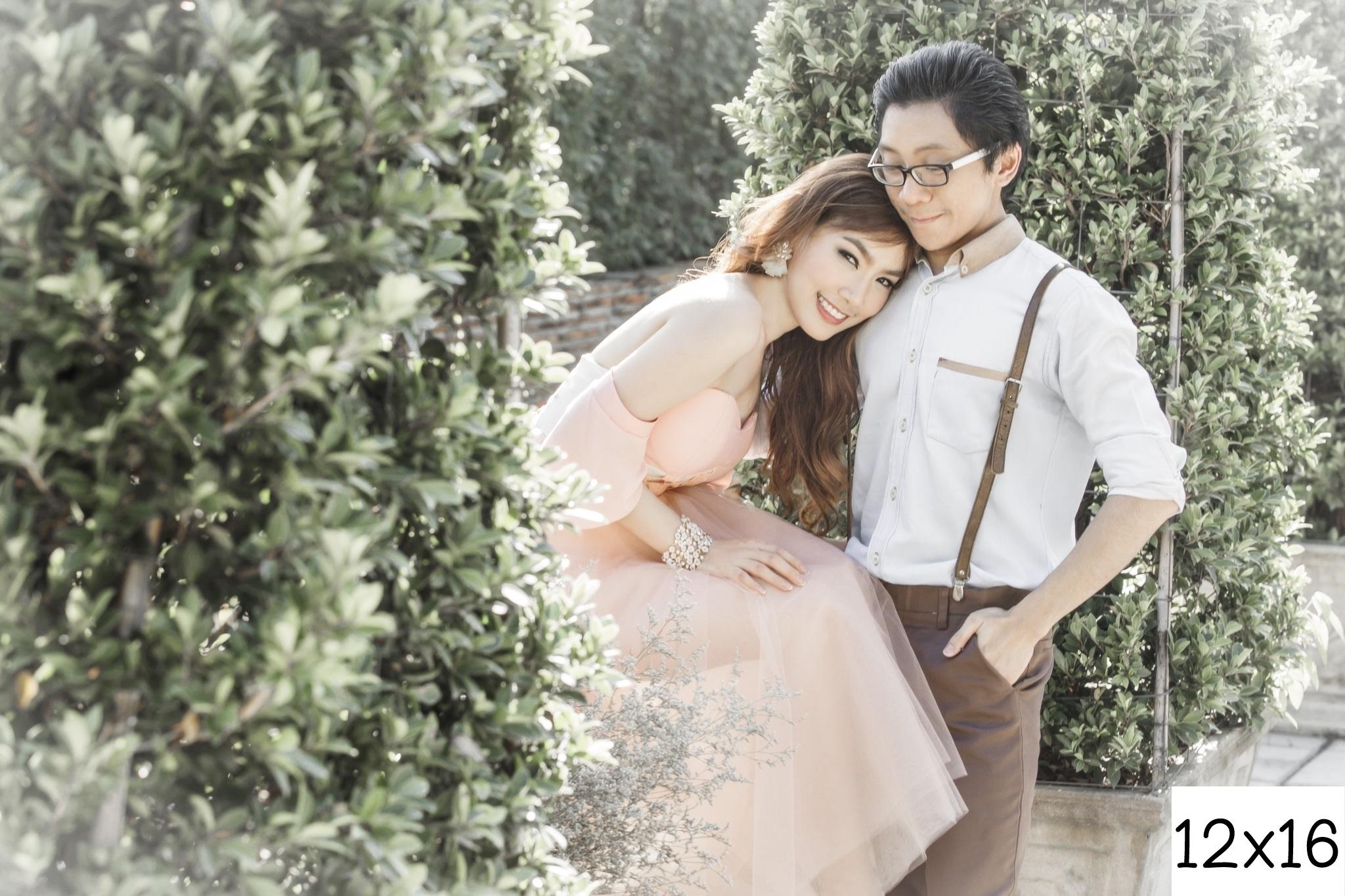 รูปแต่งงาน อัดรูปออนไลน์ ล้างรูปราคาถูก ขนาดอัดรูป 12x16