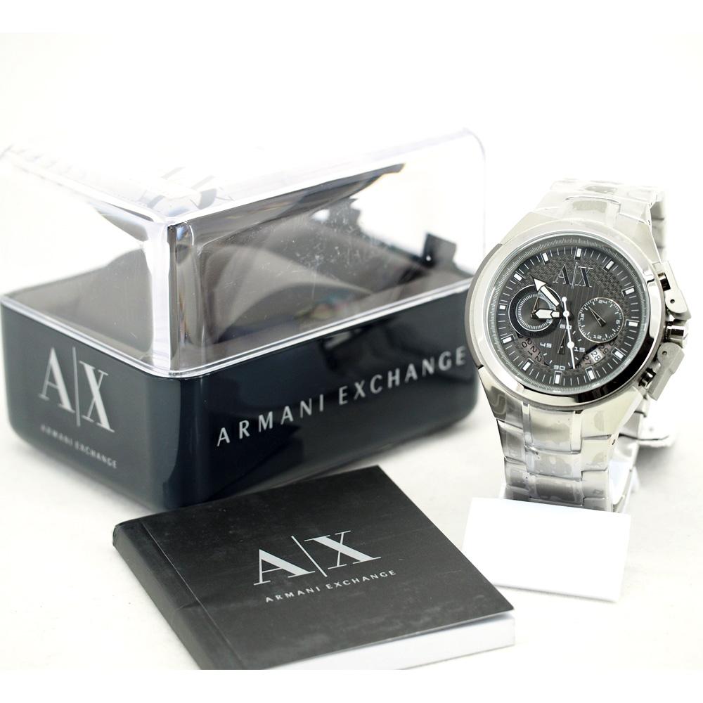 Armani Exchange Men's Street Chronograph Watch