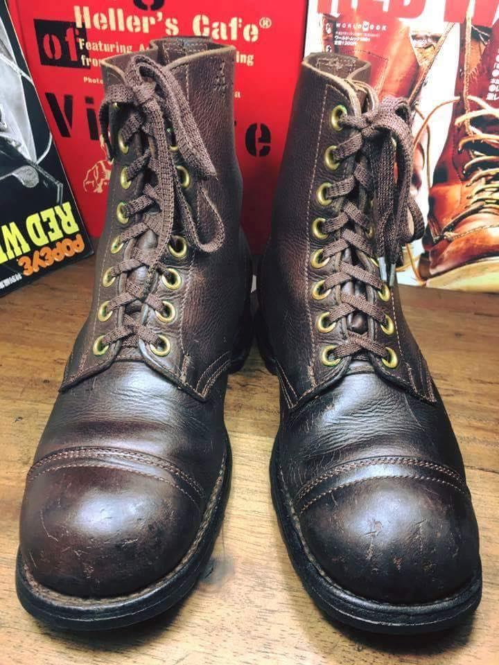 Vintage boot ปี 1974 size 43