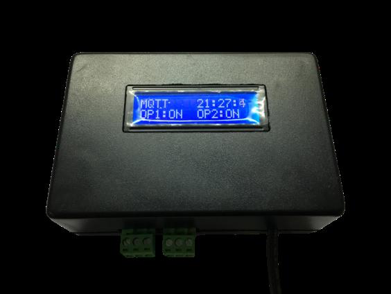 HomeControl Mini (MQTT)