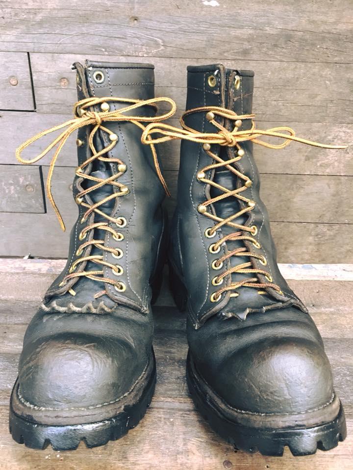Vintage Danner smoke jump boot size 9.5/