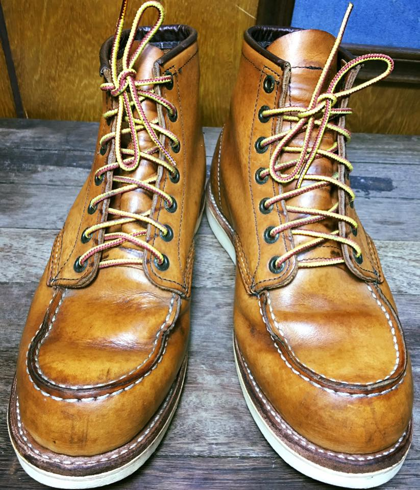 RED WING 875 made in USA size 7.5E