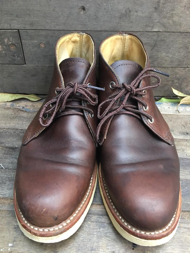 .General Supply made in USA หนัง Horween size 7