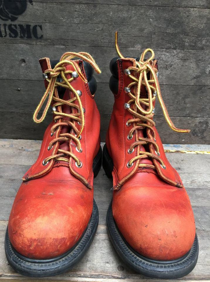 Redwing 2369 Vintage safety หัวเหล็ก