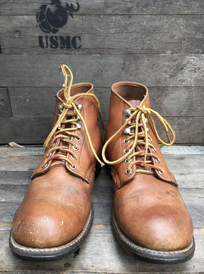 Vintage RED WING 2126 ยุค 1970 size 6