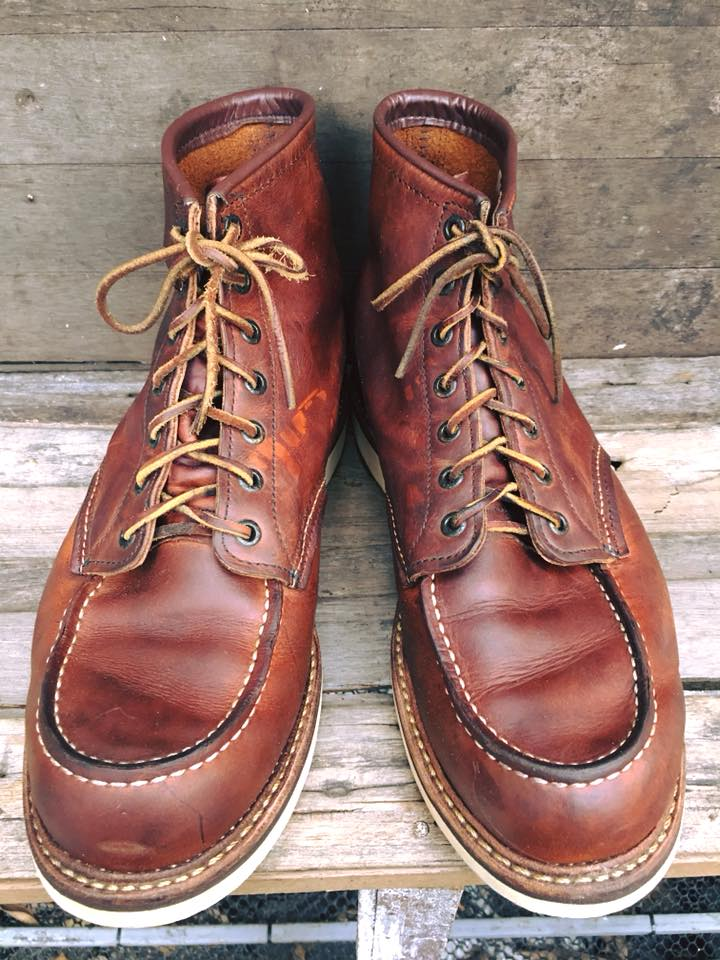 Redwing1907 size 12D