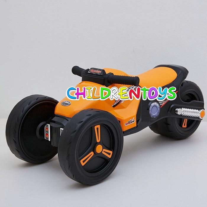 รถขาไถ ATV สำหรับเด็ก Kids Ride On Push Along Sliding