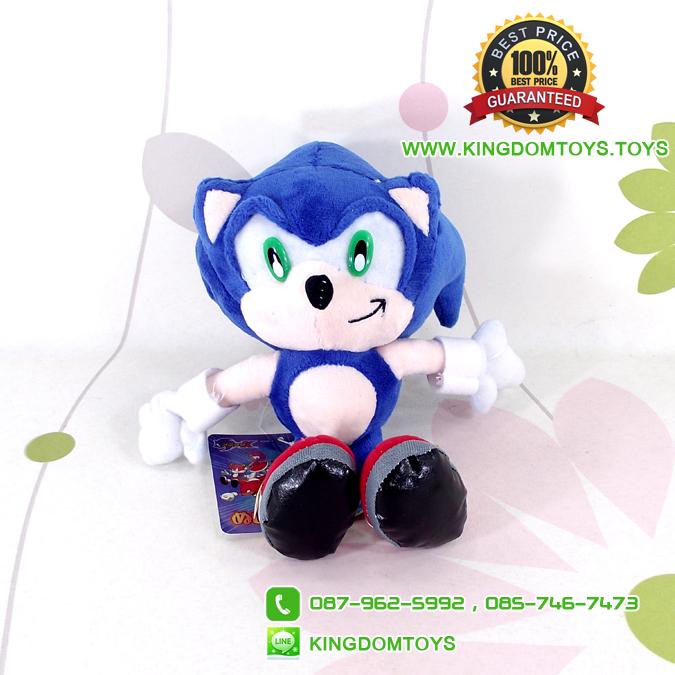 ตุ๊กตา โซนิค Sonic the Hedgehog 9 นิ้ว [Sonic X]