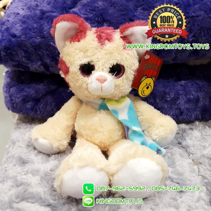 ตุ๊กตาแมวขายาวบิ๊กอาย 10.5 นิ้ว [Anee Park]