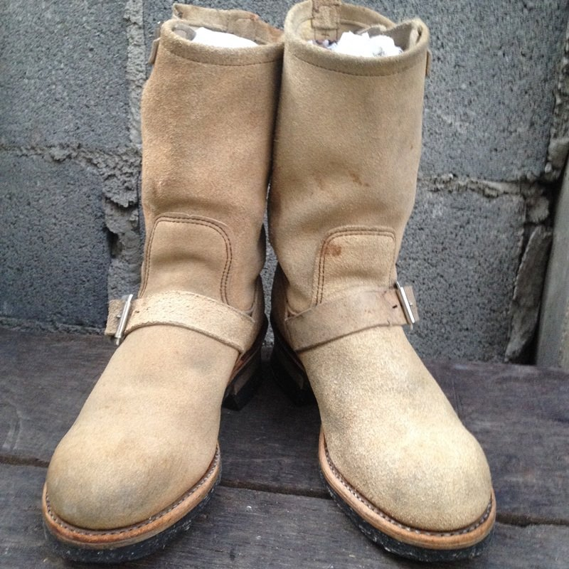 *5RED WING 8268 ENGINEER BOOTS 2 BUCKLE*