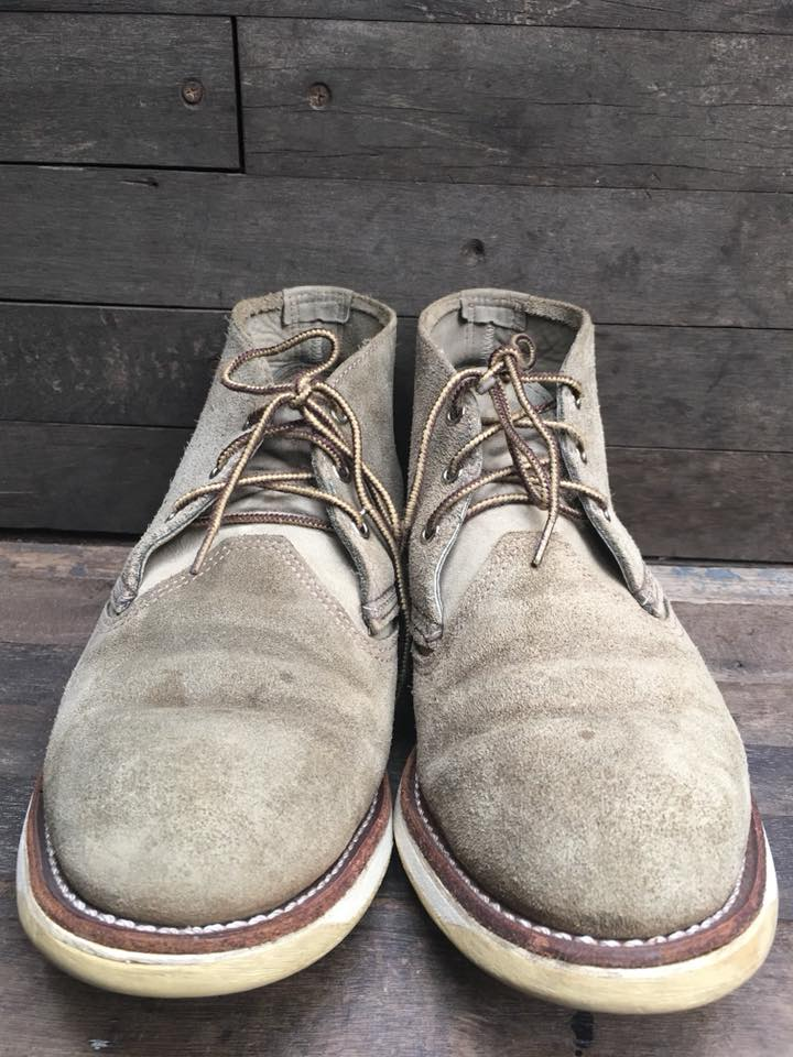 Red wing 3144 size11