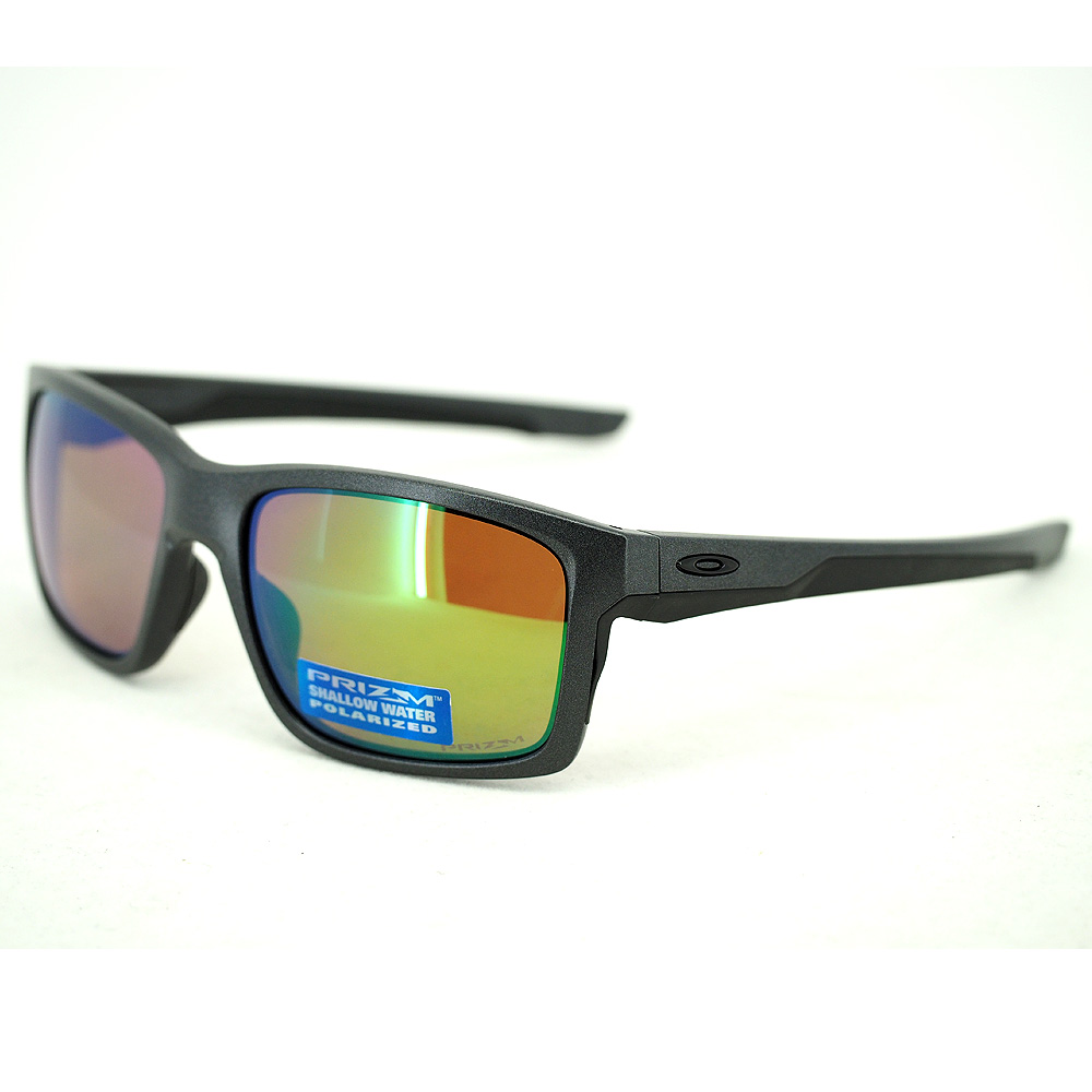 Oakley Mainlink : Steel / Prizm Shallow Water Polarized