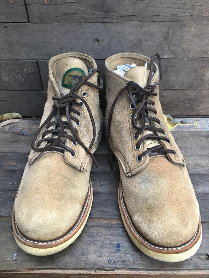 Red wing 8167 size8E