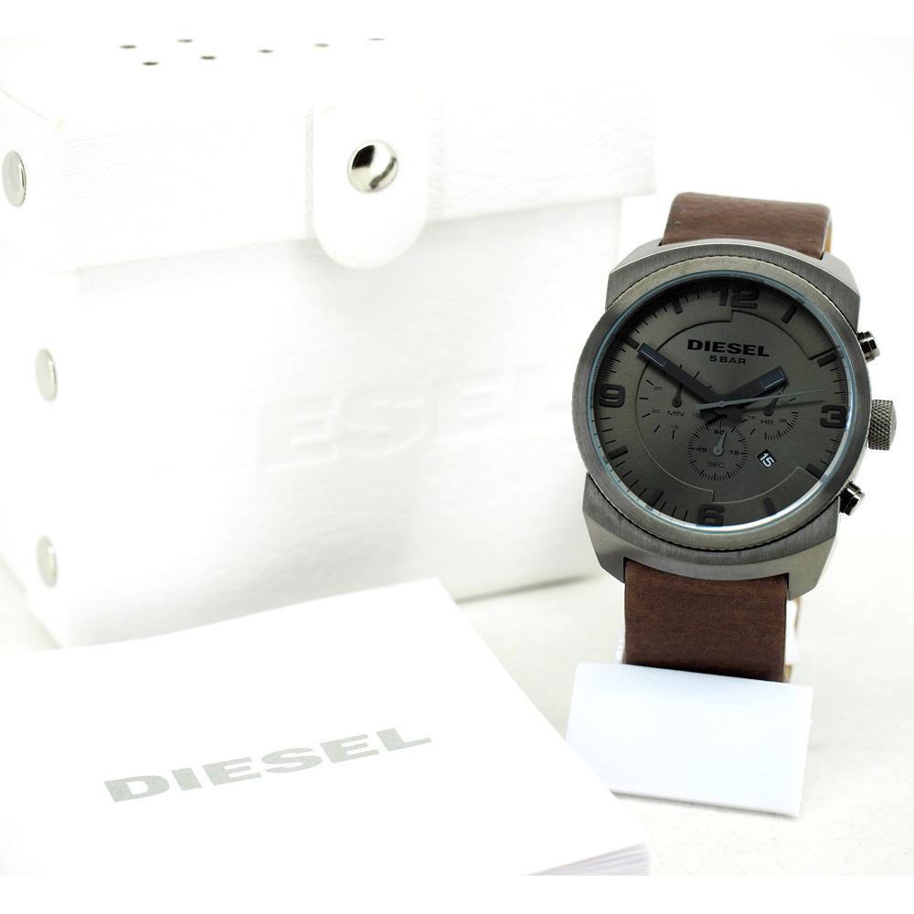 Diesel Brown Chronograph Men's Watch