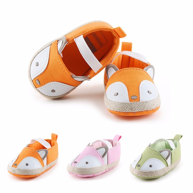 Baby Touch รองเท้าหัดเดิน จิ้งจอก (Shoes - FG8)