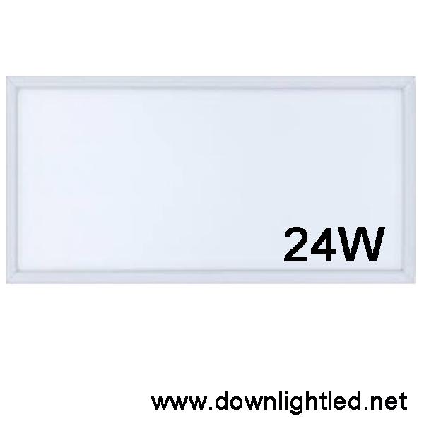 ดาวน์ไลท์ ML Lighting T-bar square LED panel 24w (แสงขาว)