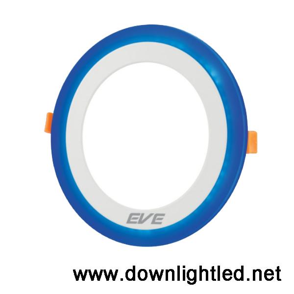 ดาวน์ไลท์ LED EVE 16w (แสงส้ม)