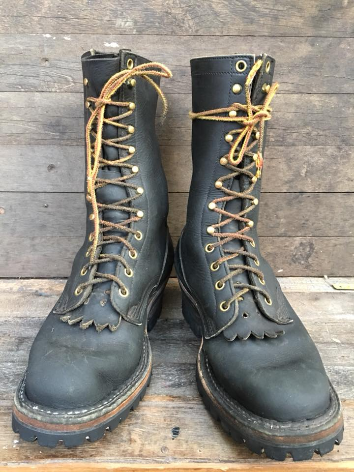 White's boot smoke jump size 7