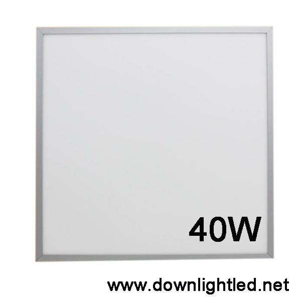 ดาวน์ไลท์ ML Lighting T-bar square LED panel 40w (แสงขาว)