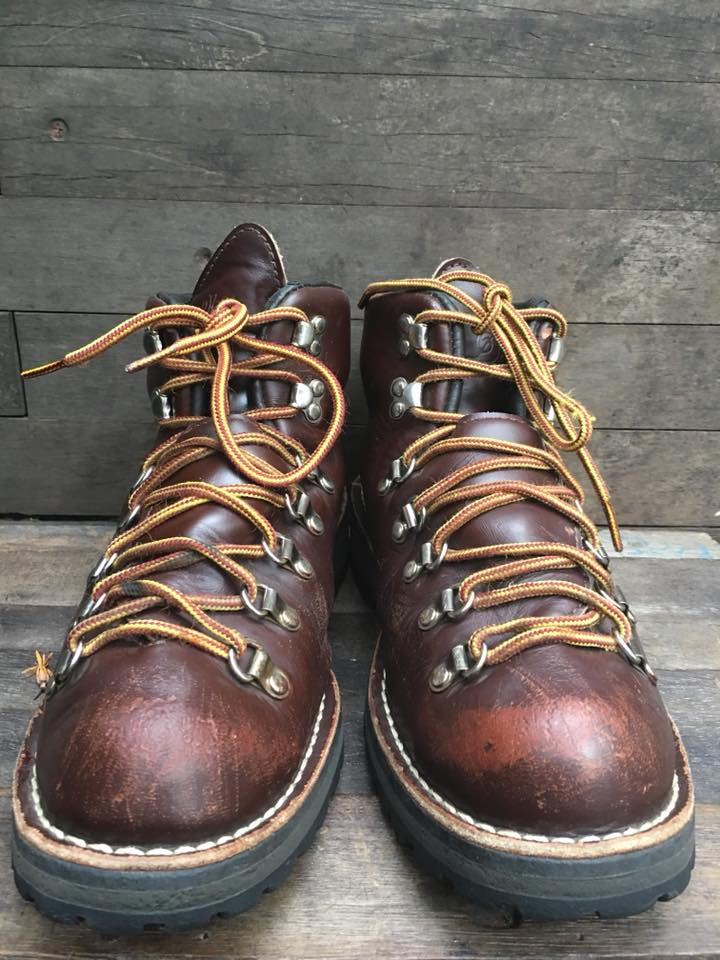 Danner made in usa hiking boots size 8.5