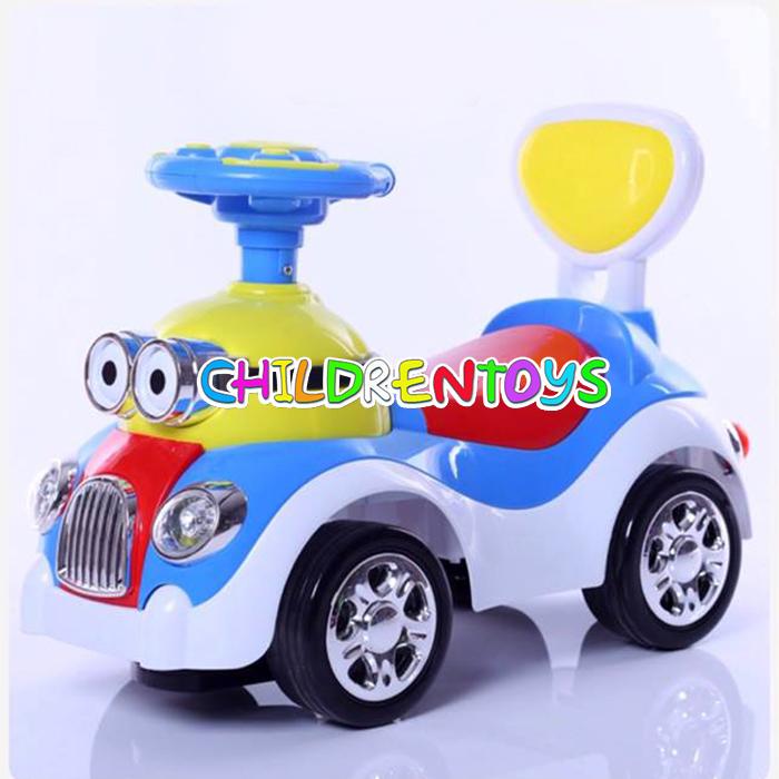 รถขาไถ มินเนี่ยน Minion