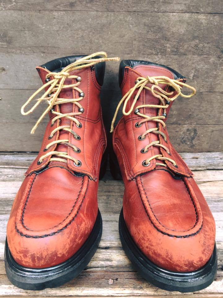 85.Redwing202 ยุค 1990 size 11D