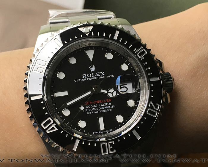 ROLEX SEA-DWELLER 50TH 5A ARF