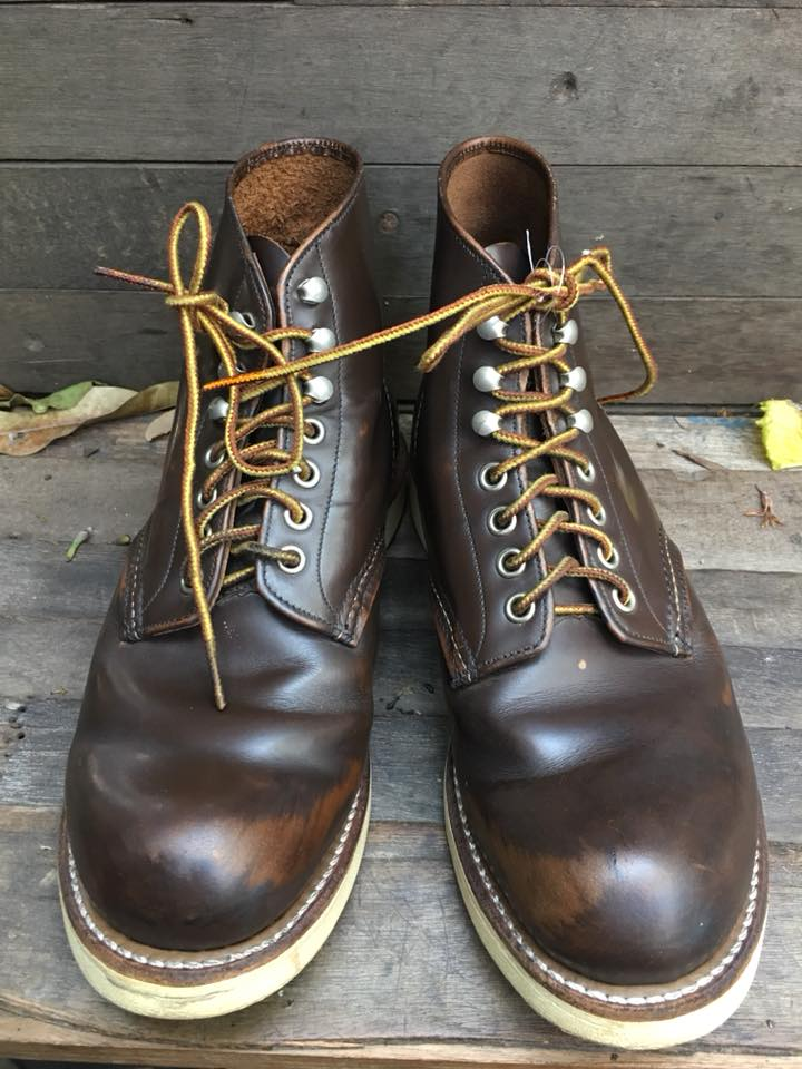Red wing 8160 size7D