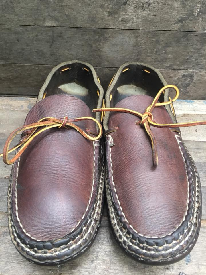Native Harness Arrow moccasin size 10