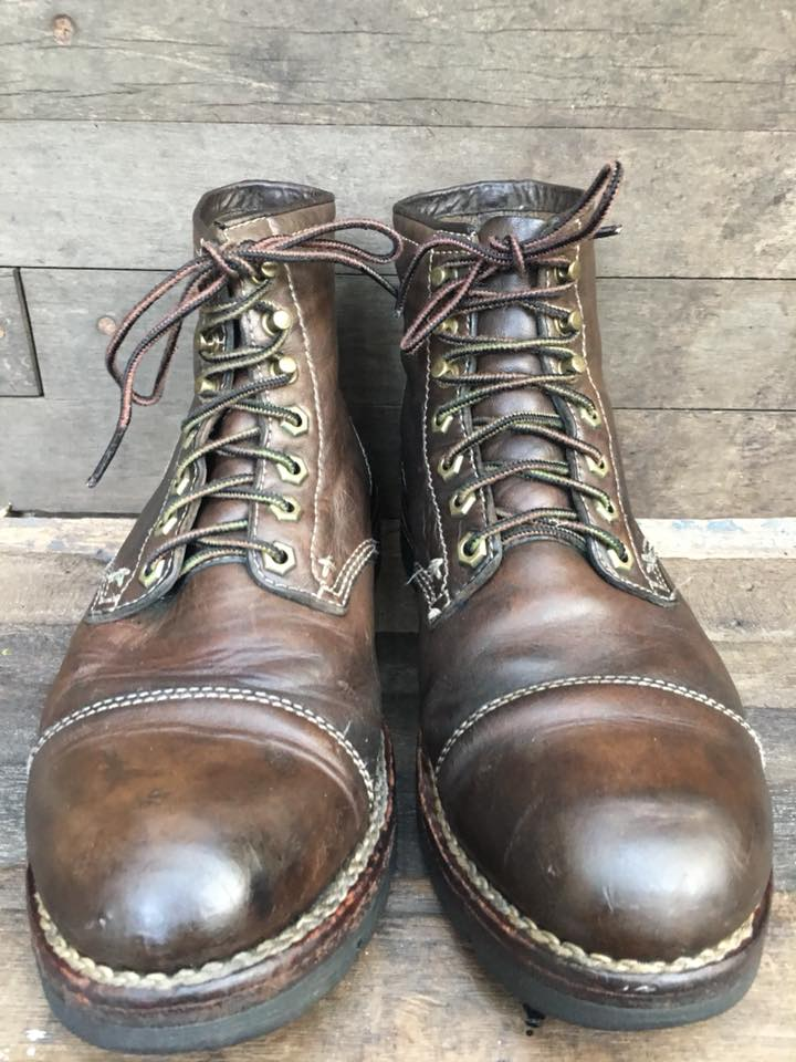 Visvim boot size 8