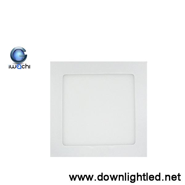 ดาวน์ไลท์ LED IWACHI 12w (6 นิ้ว) แสงส้ม