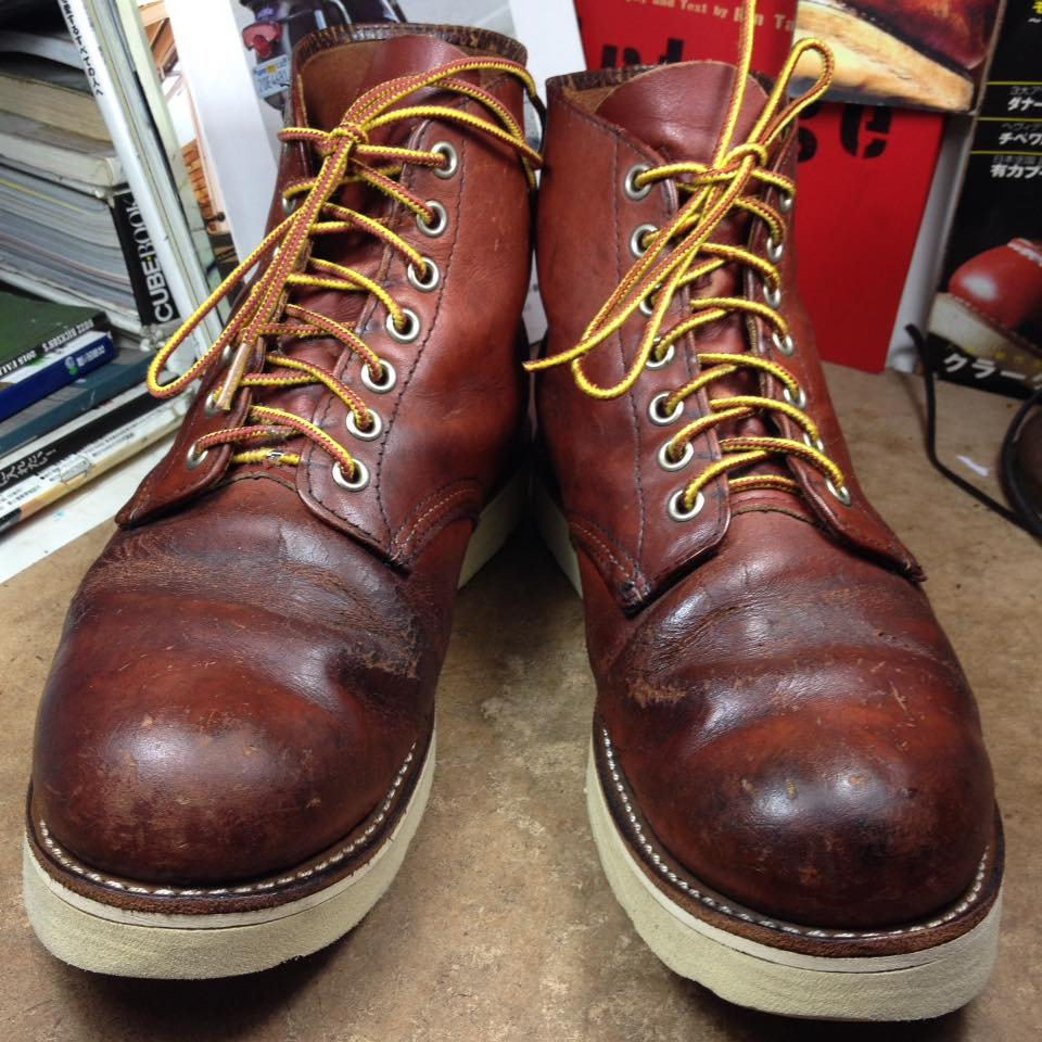 Red wing 8166 size 8.5