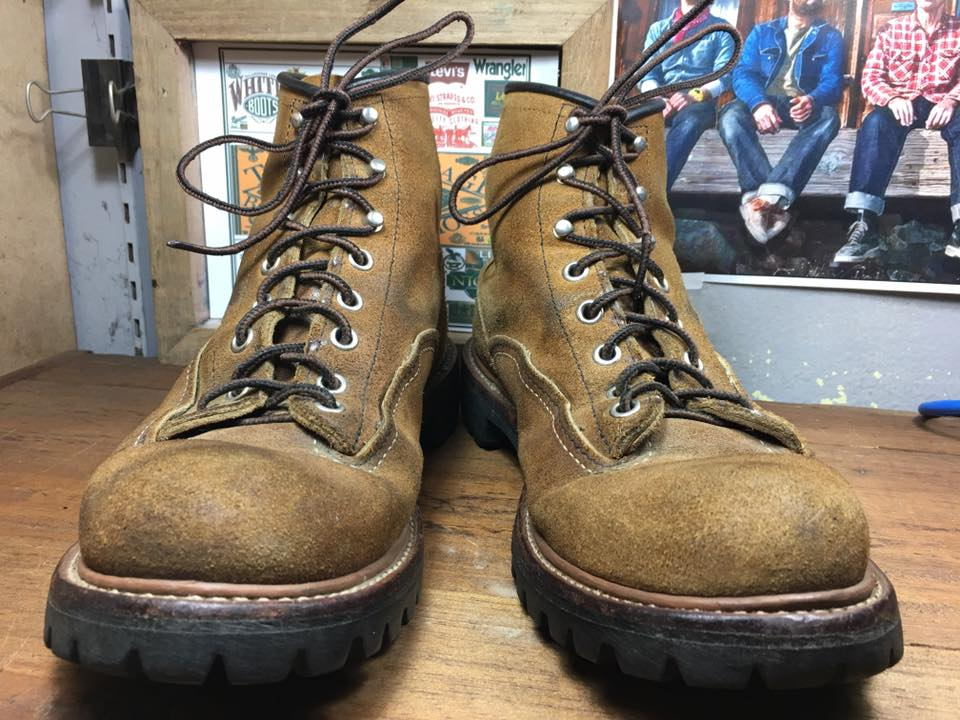 RED WING 2937 made in USA size 8.5D