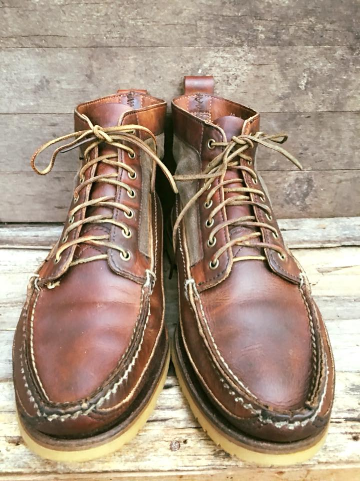 Redwing9185 boot size 10E