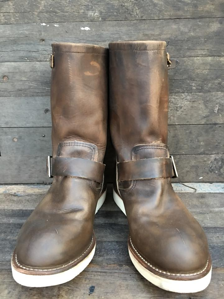 .Redwing2975Engineer size 7D