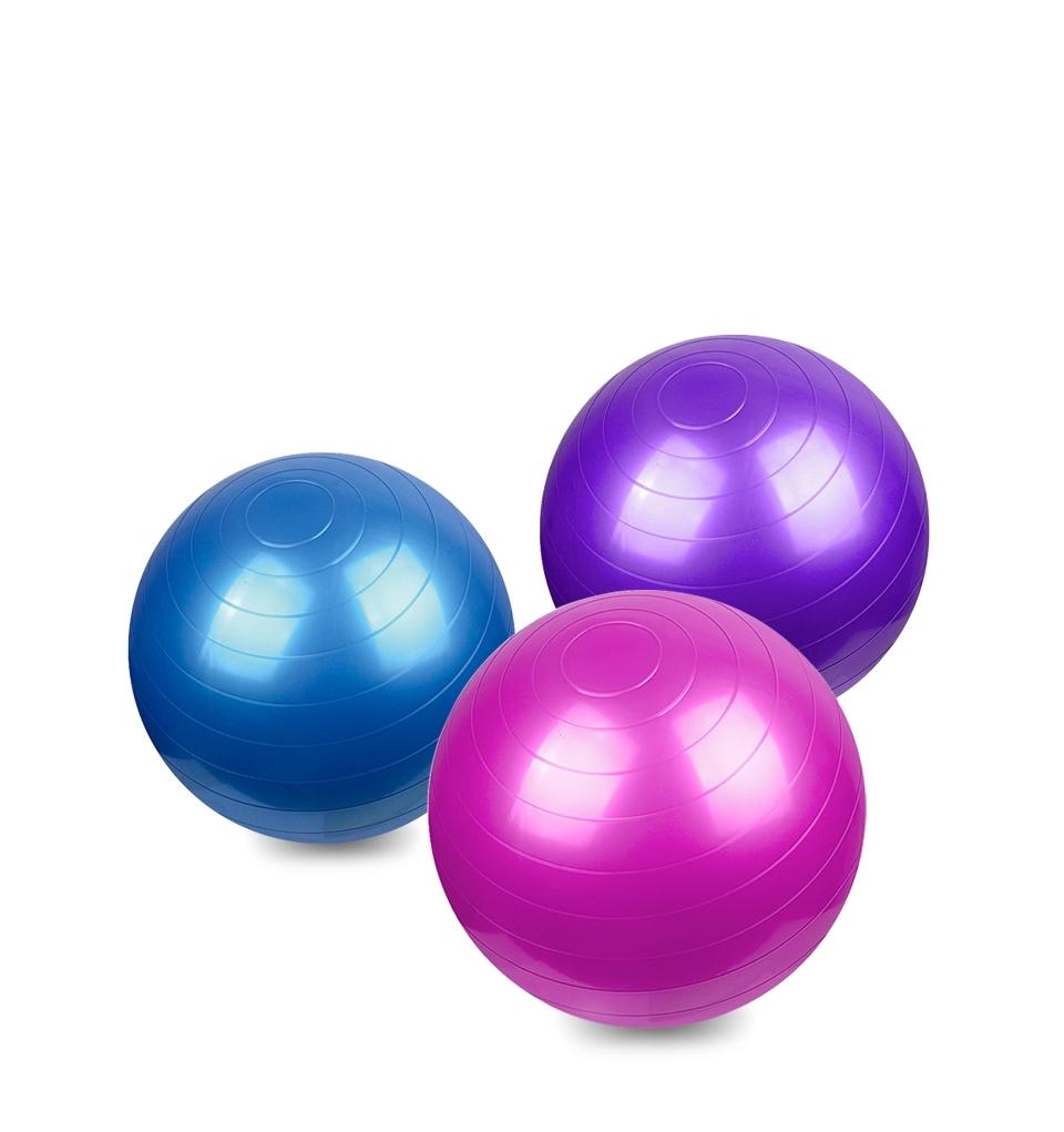 ลูกบอลโยคะ ออกกำลังกาย ลดหน้าท้อง