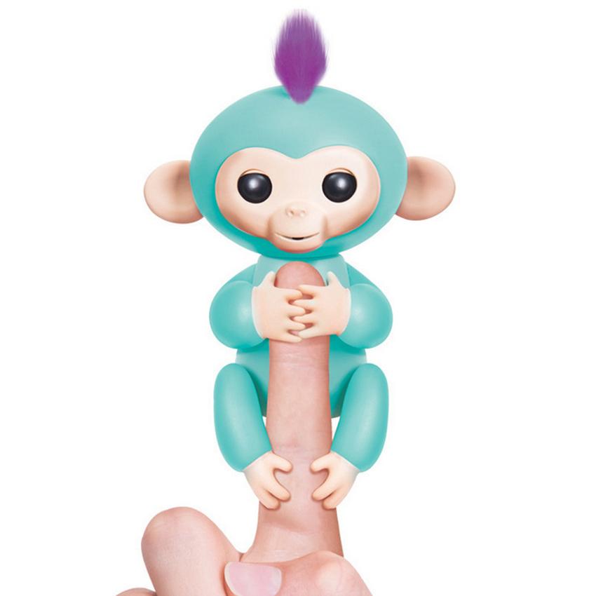 Fingerlings Baby Monkey สัตว์เลี้ยงลิงน้อย ฟิงเกอร์ลิง เบบี้ มังกี้