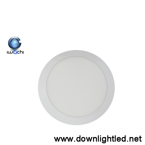 ดาวน์ไลท์ LED IWACHI 18w (8 นิ้ว) แสงส้ม