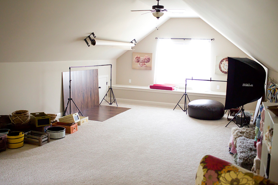 ผ้าฉาก ขึงด้านบนจากเพดาน
