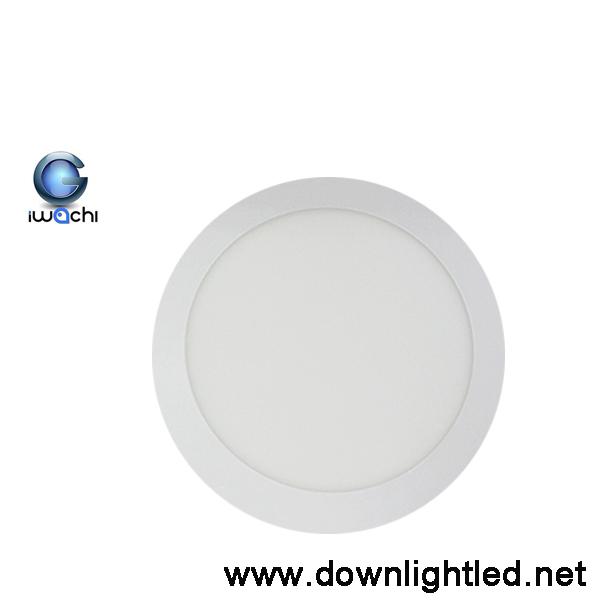 ดาวน์ไลท์ LED IWACHI 24w (12 นิ้ว) แสงคูลไวท์