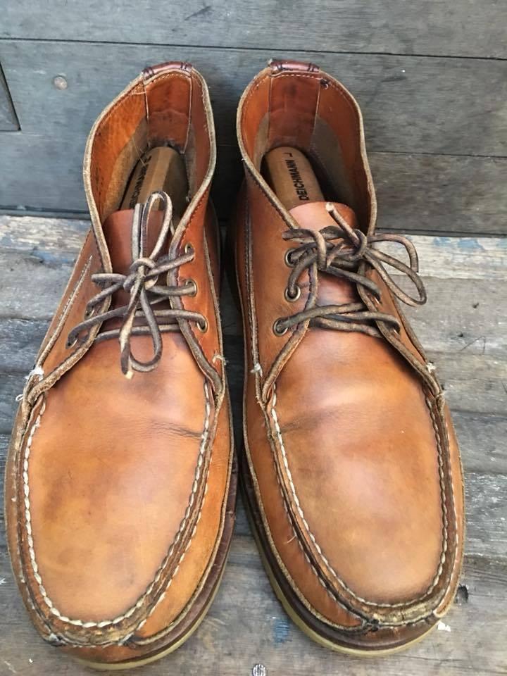 Redwing 9176 Wabasha Chukka size 10E