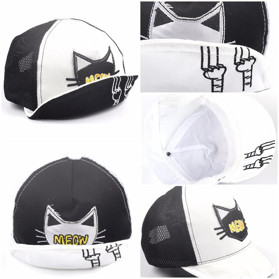 หมวกเด็ก แก๊ปแมวข่วน (Hat - BY)