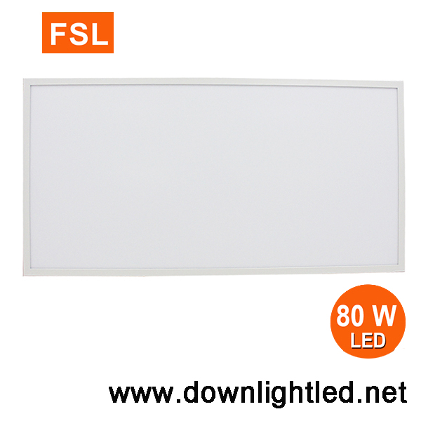 โคมอะคริลิคฝังฝ้าทีบาร์ 2in1 60x120 80w ยี่ห้อ FSL (แสงขาว)