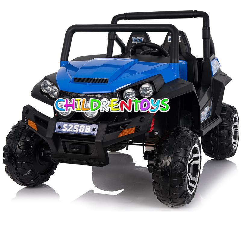 รถแบตเตอรี่ไฟฟ้าเด็กขับ 4 มอเตอร์ Jeep จิ๊บ LNS2588