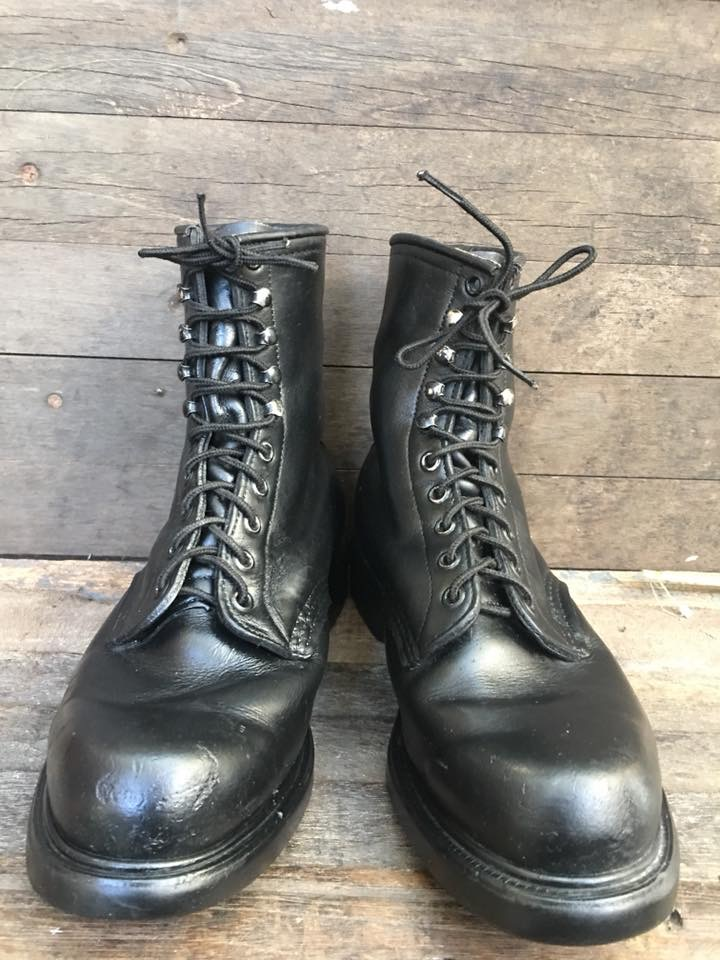 Red wing Vintage workboot 1990 เบอร์8D